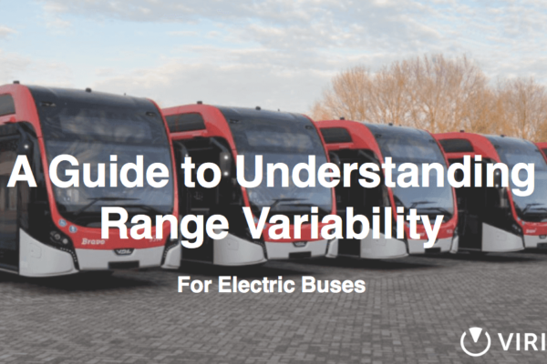 guide to understanding range variability for electric buses