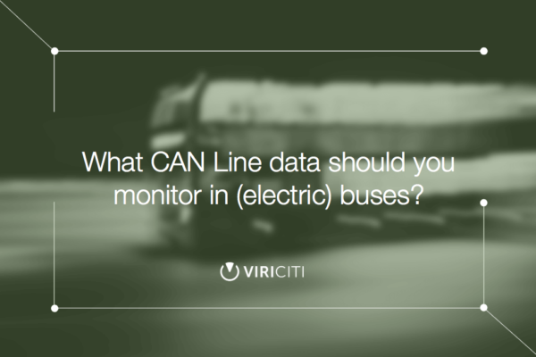 CAN line data you should monitor